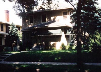 Colfax Ave house