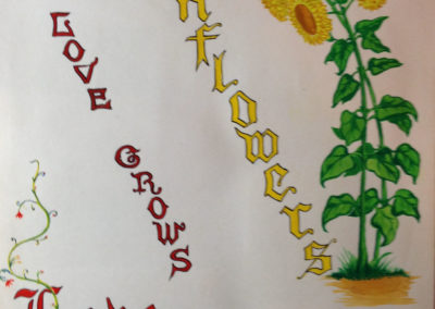 Love Grows cover page