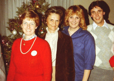 Mary, Sue, Nancy, Jim