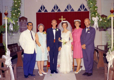 Mom Westrum, Peter, Sue, and adopted parents