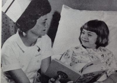Sue - Head Nurse on Rehab 5